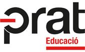Logotip Escola Prat Educació