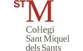 Logotip Escola Sant Miquel dels Sants
