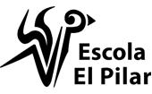 Logotip Escola El Pilar