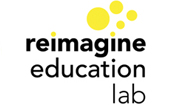 Logotip Reimagine Education Lab